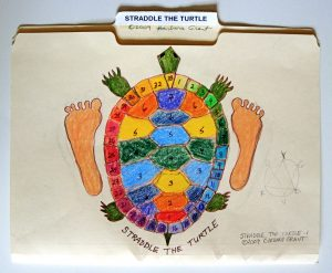 """Straddle the Turtle"" folder for collecting my ideas"