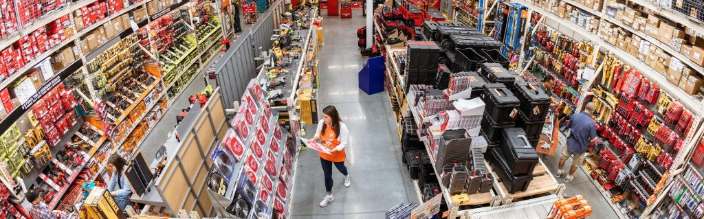 Photo credit: Corporate Home Depot Newsroom