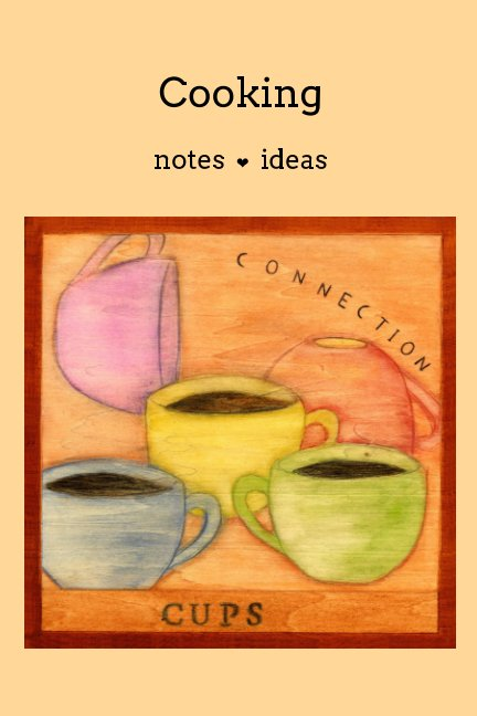 Cooking-notes&ideas